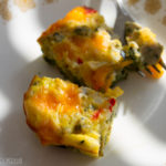 Spinach and Sausage Frittata 2